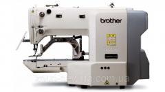 Brother KE-430FX-03\-05\-0K\-0F электронно-управляемая закрепочная машина челночного стежка с прямым приводом