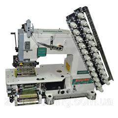 Siruba VC008-12064P Двенадцатиигольная машина