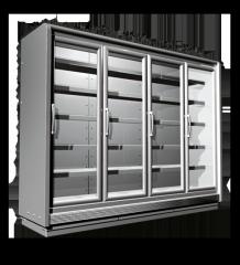 Модульный шкаф низкотемпературный