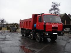 Самосвалы 25-20 тонн