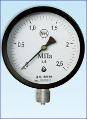 DM manometers 05 for production ammonia