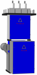 Complete transformer substation of KTPM