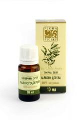 To buy the Tea tree TM FLORA SECRET essential oil,
