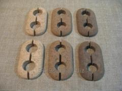Decorative overlays for pipes (pith)
