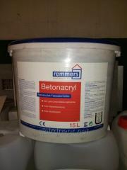 Краска для бетона, remmers, Betonacryl