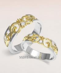 Обручальное кольцо 121-893