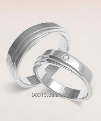 Обручальное кольцо 921-897