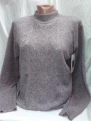 Кофта-туника 56, Светло-серый, арт. 1257