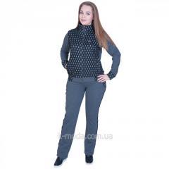 Спортивный костюм женский трикотаж 48, арт. s5879