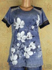 Летний женский костюм, арт. 6346