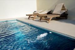 Микроцемент (микробетон) для бассейнов, ванн и