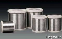Wire copper MML of 0,08-1,25 mm, MTL of 0.30-1,2 mm TU 16-505.850-75
