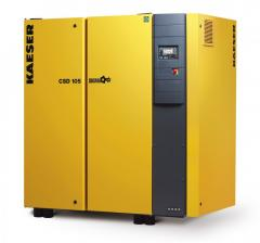 Компрессор винтовой KAESER CSD 125 (до 12,02 м3/мин)