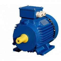 Электродвигатель асинхронный АИР80В8 0,55 кВт 750