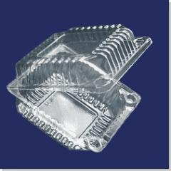 Container from polypropylene for foodstuff. Food