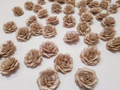 Розы - цвет бежевый