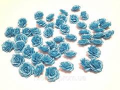 Розы - цвет голубой