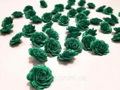 Розы - цвет зеленый