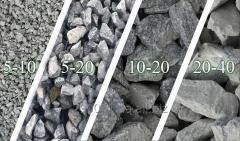 Щебень гранитный фракция 20-40