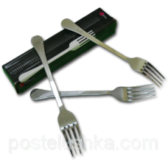 Fork table stainless steel of 12 pieces of Harmony