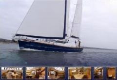 Яхта парусно-моторная круизная класса А3...