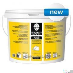 Клей для стеклохолста Grover GG 505 10л