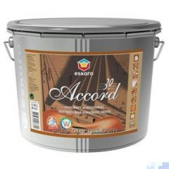 Universal alkyd enamel semi-gloss Eskaro Accord 30 2,25l