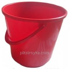 Bucket layer. 10,0l joint stock company 2nd grade, blue/red, technical Aleana 1/15