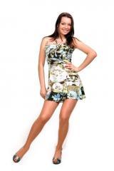 Женский сарафан молодежный (модель