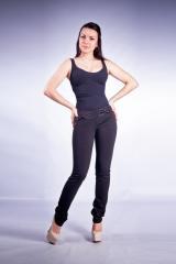 Женские брюки молодежные (211 модель)