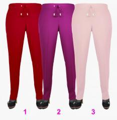 Женские брюки классические 339, Габардин_3