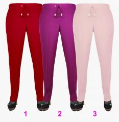 Женские брюки классические (339 модель) Габардин