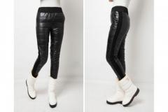 Зимние женские брюки на синтепоне 326