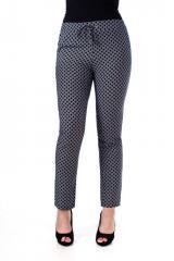 Женские брюки классические 339, Софт, Штапель