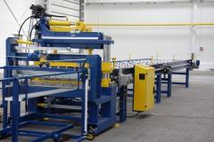 Автоматическая линия по производству металочерепицы Opal (Дюна).