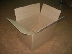 Картонный ящик на орехи 12 кг