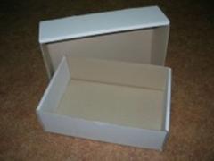 Гофрокоробка с крышкою  330х222х103