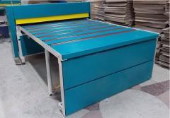 Пресс ролевый ПР-1800 для изготовления упаковочной