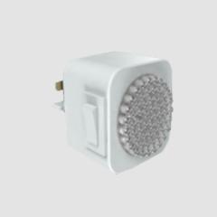 The LED sliding illumination for kitchen