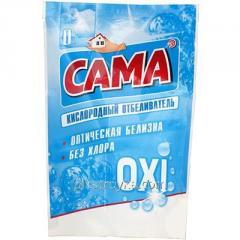 El blanqueador Sama Oxi 200гр 1/20