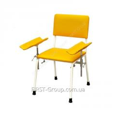Chair donor with two armrests SD-2