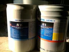 Мастика антикоррозионная Ardrox AV 8