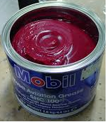 Смазка Mobil Aviation Grease SHC 100