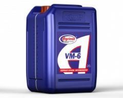 Масло вакуумное ВМ-6
