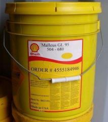 Масло смазочное Shell Malleus GL 95