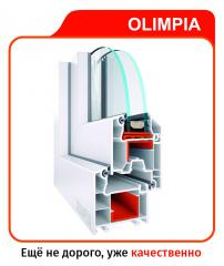 Окно WDS Olimpia