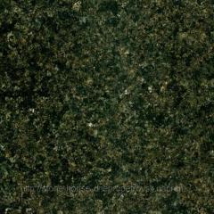 Гранит Масловский  зеленый Житомирского месторождения 202