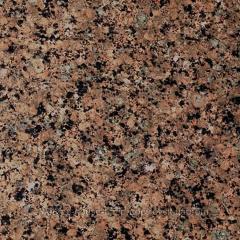Межериченский гранит , подоконник из гранита полированный коричневый 2090