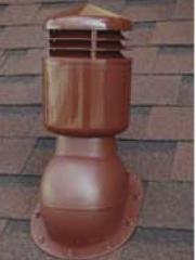 Системи вентиляції похилих покрівель