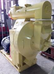 Гранулятор ОГМ-1,5 для производства топливной пеллеты